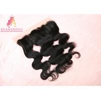 Quality Body Wave 13x4 Lace Closure Raw Virgin Closure Hair / Mink Brazilian Hair for sale