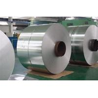 Quality AA5182 Aluminum Strip Coil For Ring Pull Thickness 0.25-0.5mm Width 1280mm for sale