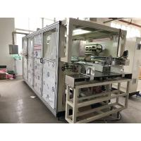 Quality Professional Baby Diaper Packaging Machine , Automatic Adult Diaper Machine for sale
