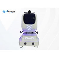 Quality 9D Plane Virtual Reality Cinema I5 System 15 Space Games for sale