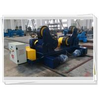 Quality Motorized Movable Pipe Welding Machine 80ton For Self Aligned for sale