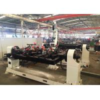 Buy cheap Engine Base Robotic Welding Systems Agricultural Vehicles Customerized Color from wholesalers