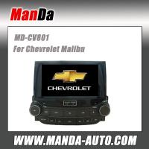 Quality Manda car multimedia for Chevrolet Malibu (2008-2014) factory navigation in-dash dvd auto radio gps for sale