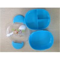 Quality Food Grade Bento Lunch Box Food Container ECO Friendly 15 * 13 * 8.5cm for sale