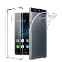 China For Huawei P9 Flexible TPU Phone Case Cover Clear Ultra Slim Case Transparent Soft Back Cover on sale