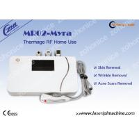 Buy cheap Mini Home Thermage RF Beauty Equipment Portable for Skin Tightening from wholesalers