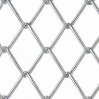 cyclone copper chain link wire mesh fencing with silver diamond metal netting for sale