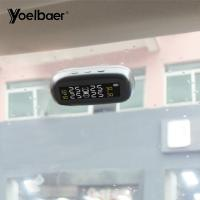 Quality Factory Directly Sell Car TPMS USB Solar Power Tyre Pressure Monitoring System for sale