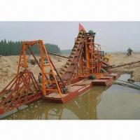 Buy cheap Sand-excavating Machinery for Gravel, Easy to Operate from wholesalers