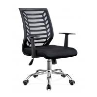 Quality Large Computer Work Chair , Simple Office Chair Net Back PP Frame / Arm for sale