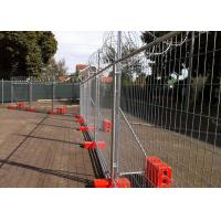 Quality Convenient Installation Temporary Fencing Panels For Construction for sale