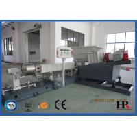 Quality Plastic Granule Raw Materials Dispersion Extrusion Pelleting Machine 37-220 Kw for sale