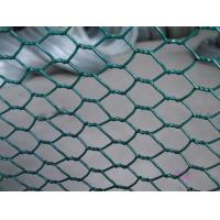 Quality PVC coated hexagonal wire mesh for sale