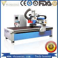 China Chinese manufacturer wood design cnc machine price with ATC disk tools changer function TM1325D.  threecnc on sale