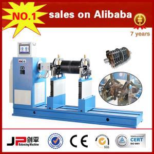 China Grinder Pulverizer Disintegrator Rotor Balancing Machine on sale