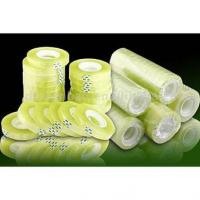 Buy cheap Crystal clear stationary tape from Wholesalers