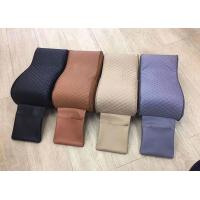 Buy cheap Lambskin high quality soft car use armrest black grey beige brown low MOQ from wholesalers