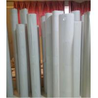 Quality High Elasticity Cotton Silk Nickel Rotary Screen , Textile Screen Printing 80M for sale