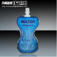 Quality 500ML Stand Up Spout Pouch       Water Nozzle Bag        Plastic Doypack For Liquid for sale