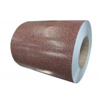 Buy RAL Color Prepainted Galvanized Steel Coil Strong Corrosion Resistance at wholesale prices
