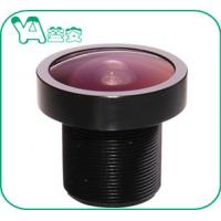 Quality Waterproof 147 Wide Angle Car Camera Lens F2.0 M10 / M12 2.1Mm 1 /2.7'' for sale