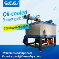 Quality 1000mm Magnetic Separation Equipment / Magnetic Separator For Oil - Cooling for sale