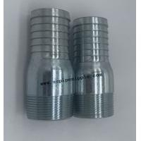 Quality Standard King Combination Pipe Nipple Steel Plated Good Abrasion Resistant for sale