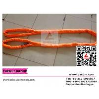Buy cheap Big size dyneema round slings from wholesalers