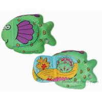 Buy cheap Pretty fish waterproof plastic EVA / PVC baby bath book for education from Wholesalers