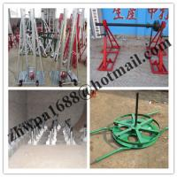 Quality best quality Cable Drum Rotator,Cable drum trestles,buy Cable Drum Jacks for sale