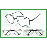 China New metail spring temples reading glasses on sale