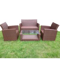 Synthetic classics outdoor rattan garden lawn furniture of for 80s furniture for sale