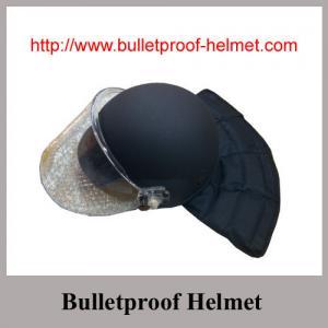 New Style USA Bulletproof Helmet with ballistic aramid fiber NIJ IIIA Level