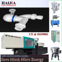 China Pvc Pipe Fittings Making Machine , Clamping Unit Injection Molding Machine on sale