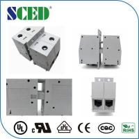 Quality Pitch 30mm Through Panel Terminal Blocks PA66 Terminal And Connector for sale