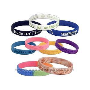 Quality Fashion silicone bracelets for sale