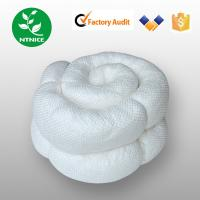 China Oil Absorbent Sock boom 100% polyproplene Fiber  for oil spill control on sale