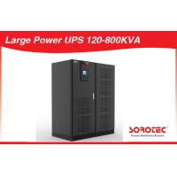 Possess Date Center and Local area Networks function UPS Series 160KVA /  3Ph in / out 12p / 6p