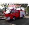 Buy cheap New JMC 3000liter water fire tender sell Myanmar from wholesalers