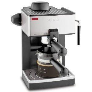 China Mr. Coffee ECM160 4-Cup Steam Espresso Machine on sale