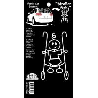 China Car Window Decal--Baby Boy on sale