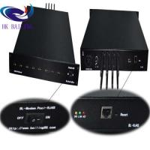 Quality RJ45 8 ports GSM/GPRS SMS modem pool for sale