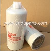 Quality Good Quality Fuel Water Separator Filter For Fleetguard FS1000 for sale