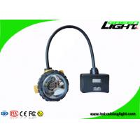 Quality IP68 Waterproof LED Warning Light 6.8Ah Panasonic Battery With Low Power Warning for sale