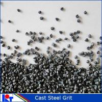 Quality Blast material Abrasive steel GRIT for steel surface G18 for sale