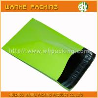 China Custom 1 Color 1 Side Printed Poly Mailer Poly Shipping Bag MOQ 2,000 pieces on sale