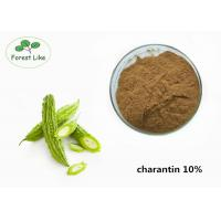 Quality 10% Charantin Herbal Powder For Weight Loss / Bitter Melon Extract Powder for sale