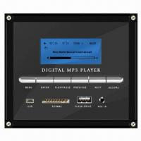 China MP3 module decode, With USB port, SD/MMC card slot on sale