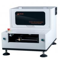 Quality 3D Spi Solder Paste Inspection Equipment PSLM Technology , 0.37um Height Accuracy for sale