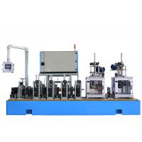 Quality Φ12.7~Φ96mm Pipe Making Machinery , Round Tube Mill Production Line for sale